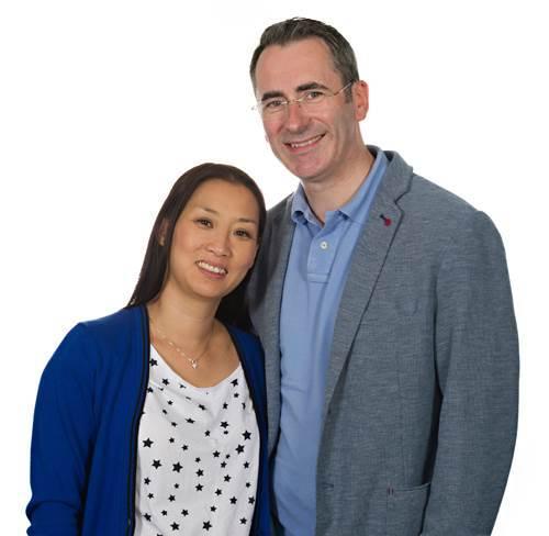 Agnes and Jonathan Goodall