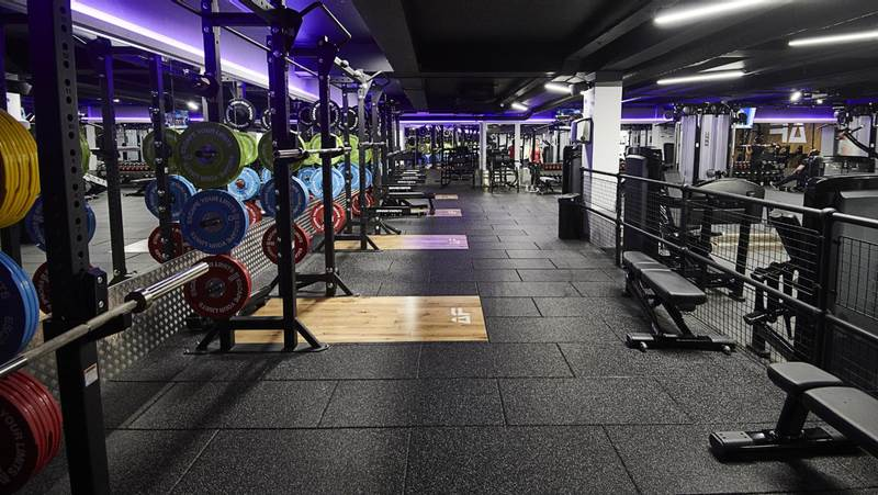 Anytime Fitness Gym
