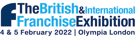 The British & International Franchise Exhibition 2022