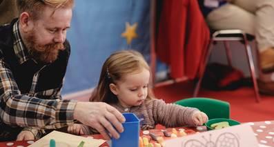 Children's Activity Centre at The Franchise Exhibitions
