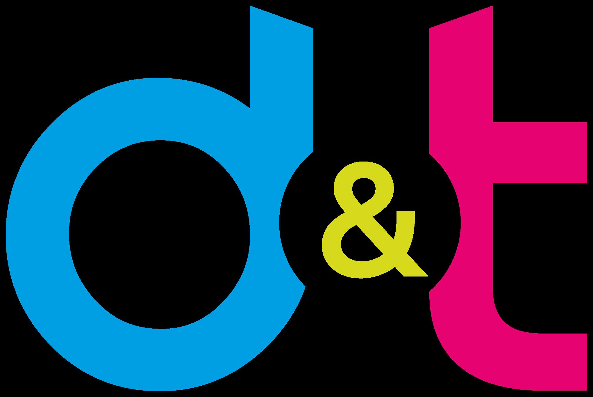 d&t Logo
