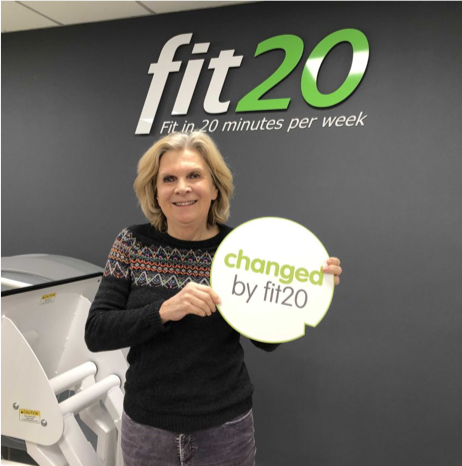 Eleanor fit20 client
