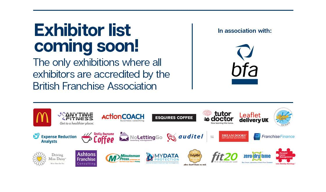 Exhibitor list coming soon