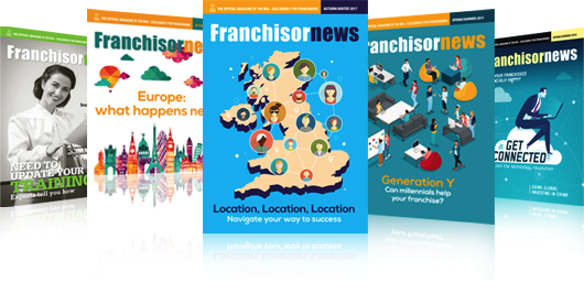 Franchisor News magazines