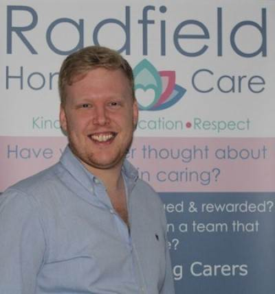 Matthew Nutting - Radfield Home Care