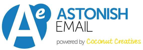 Astonish Email - Coconut Creatives