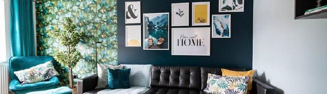 PPP Modern living room