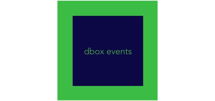 dbox events