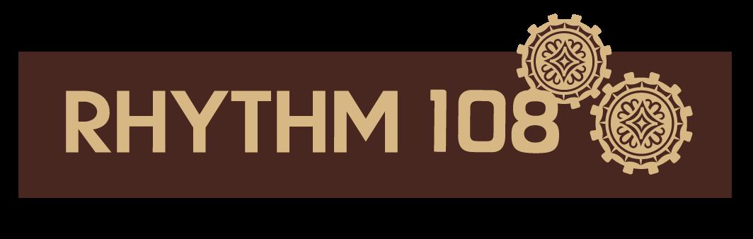 Rhythm108 logo