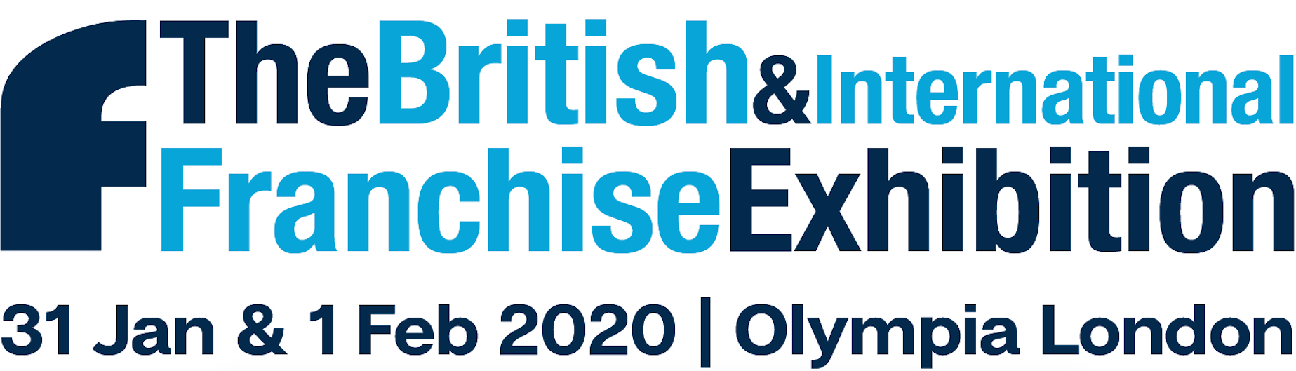 The British & International Franchise Exhibition logo