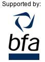 Supported by bfa
