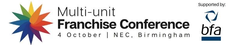 Multi-unit Franchise Conference