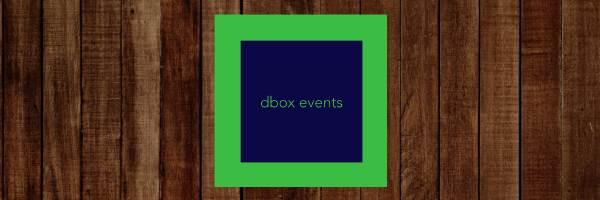 dbox events banner