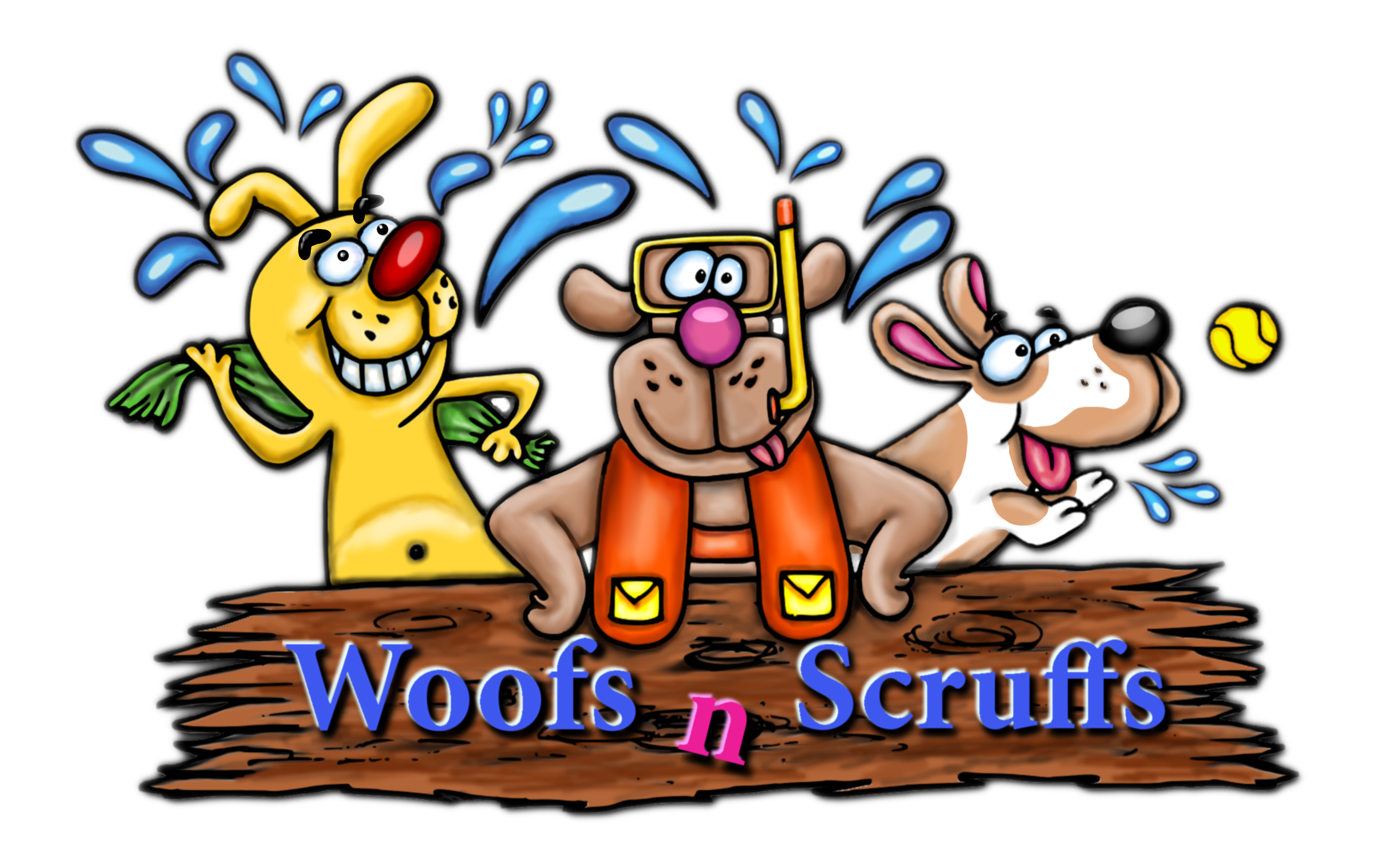 Woofs and Scruffs