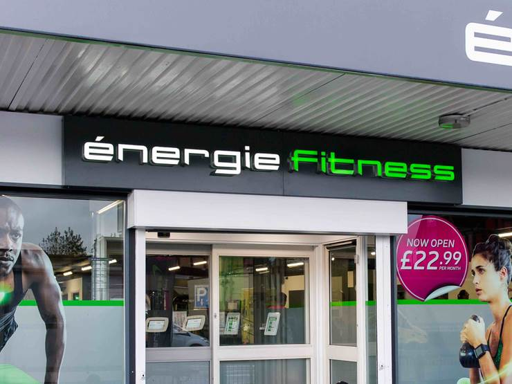 Energie Fitness Franchise