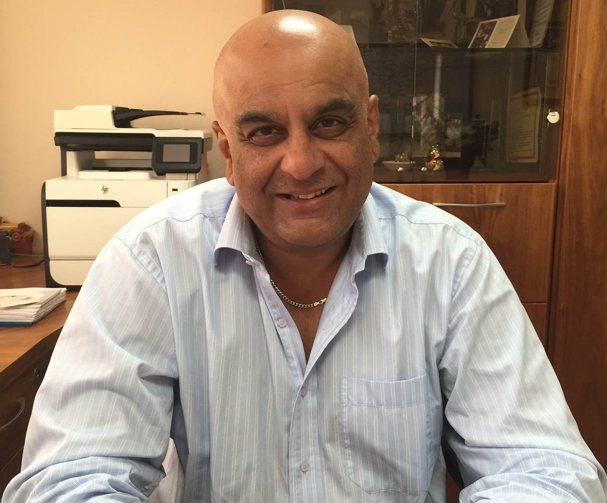 Ragin  Patel